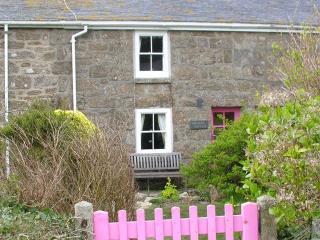 Geralds Cottage - Zennor vacation rentals