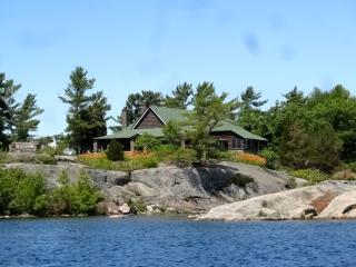 Gwanatchewan, a private island on Georgian Bay - Midland vacation rentals