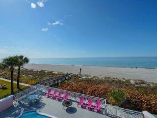 Luxury Beachfront Oasis - 4 Bdrs - Private Pool - Clearwater Beach vacation rentals