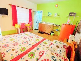 Colourful studio, 4 blocks from beach $380per mon - Playa del Carmen vacation rentals