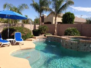 SUNLAND VILLA - Five Star Vacation Retreat In Goodyear, AZ - Goodyear vacation rentals