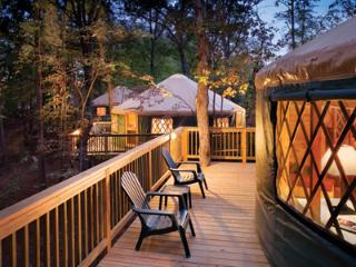 Luxury Yurt (2-Bed) at Shenandoah Crossing - Barboursville vacation rentals
