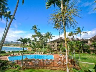 Oceanfront Condominium and walking distance to shops and restaurants. - Kapaa vacation rentals