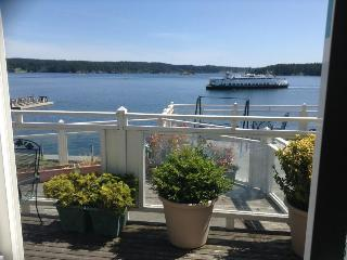 Ferry View Cottage on Orcas Island - San Juan Islands vacation rentals