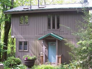 Mountain Memories is a unconventional tree house on 6 acres, near the Parkway - Blowing Rock vacation rentals