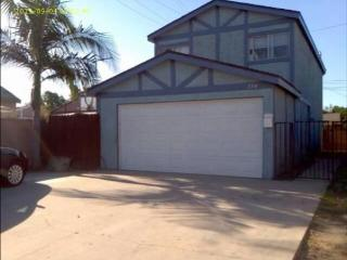Nice home located in the rear. Fully enclosed yard. 3 Bedrooms and 2 bath - Long Beach vacation rentals