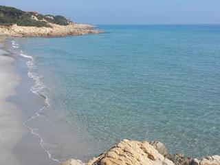 Cala liberotto,trilocale a 70 metri dal mare p.t. - Orosei vacation rentals