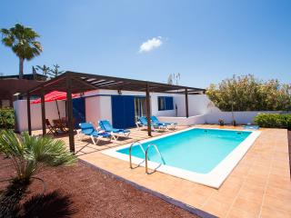 Villa Cangrejita Private Heated Pool 500 meters from the Sea - Playa Blanca vacation rentals