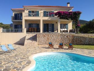 4 bed luxury villa — Karavados, Kefalonia, Greece - Skala vacation rentals