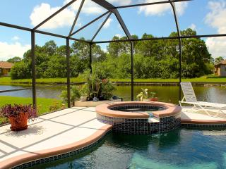 Beautiful Huge Waterfront Villa  #1138 - Rotonda West vacation rentals