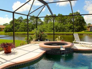 Beautiful Huge Waterfront Villa  #1138 - Florida South Central Gulf Coast vacation rentals
