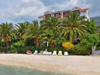 Beach accommodation Palm 12-13 people - Podstrana vacation rentals