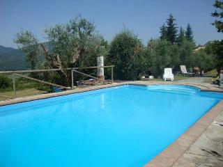 Lovely Villa with pool on Tuscan/Umbrian border - Montone vacation rentals
