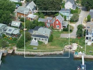 Wonson Cove House: 4BR waterfront rental on Rocky Neck! 0.2 miles to beach! - Gloucester vacation rentals