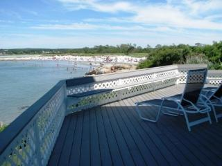 Cool Cove: Wingaersheek Beach plus your own private beach & all those views! - North Shore Massachusetts - Cape Ann vacation rentals