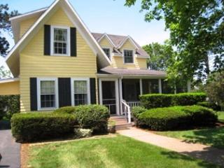 Gram's Cottage: Walk to Rockport village and 0.4 miles to the beach - Rockport vacation rentals