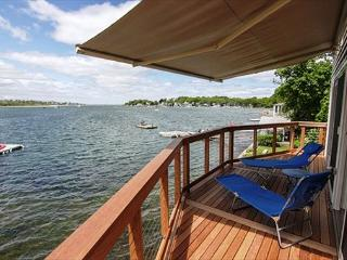River Breezes: Direct Waterfront with sunsets! - Gloucester vacation rentals