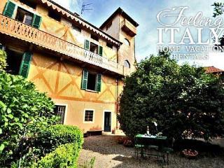 Villa Solcio, Historical villa - Piedmont vacation rentals