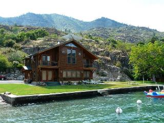 King's Kove Waterfront Home by Sage Vacation Rentals - Chelan vacation rentals