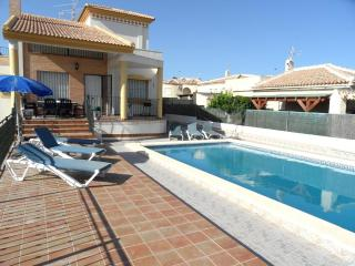 3 Bedroom Villa in Los Rosales La Marina - Guardamar del Segura vacation rentals