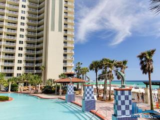 Shores of Panama 1405-Beautiful Studio-Gulf Front-Sleeps 4-Book Now! - Panama City Beach vacation rentals