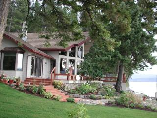 225' FLATHEAD MT. LAKEFRONT HEAVEN! - Flathead Lake vacation rentals