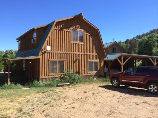 Cherry Creek Mountain Ranch - Western Ranch House - Mancos vacation rentals