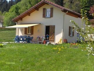 Gîte Noa Maison De Vacances Avec Vue Panoramique Sur Les Montagnes Vosgiennes - Xonrupt-Longemer vacation rentals