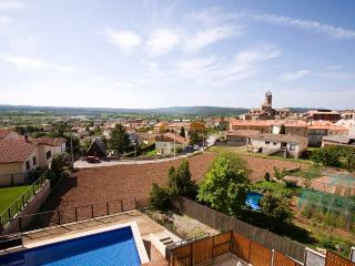 Duplex penthouse overlooking - Castelltercol vacation rentals