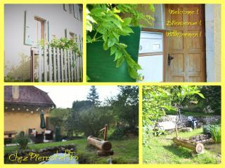Chez Pierrot et Flo, Vugelles-La Mothe, Suisse - Charmey vacation rentals
