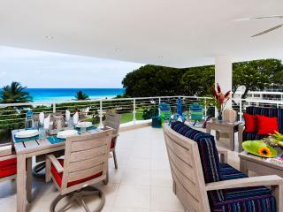 Luxury Hastings Oceanfront Condominium - Bridgetown vacation rentals