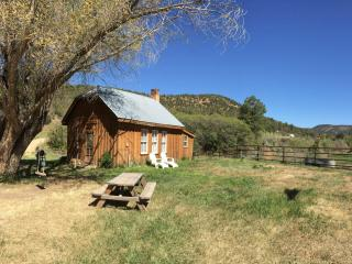 Cherry Creek Mountain Ranch, School House - Southwest Colorado vacation rentals