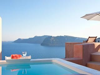 Galatia Villa- Villa in Oia with sunset view - Oia vacation rentals