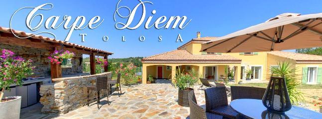 Villa - Villa, Toulouse 7km, pool&swimspa, panoramic view - Vieille-Toulouse - rentals