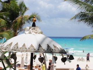 NEW SEA VIEW+POOL BEACH CLUB LUXE CONDO FOR 7 - Playa del Carmen vacation rentals
