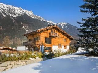 With home cinema, jacuzzi & sauna, Chalet Rosana is the perfect respite after a day's skiing - Rhone-Alpes vacation rentals