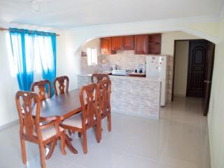 2-Bedroom Family-Penthouse, Sleeps 8, Seaview - Santa Barbara de Samana vacation rentals