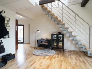 Royal Castle View 3-Bedroom Penthouse with Balcony - Krakow vacation rentals