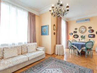 2 bedroom flat with view to Pushkin Square - Moscow vacation rentals