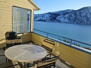 Wapato Point Lake Front Condo with panoramic lake & mountain views. - Manson vacation rentals