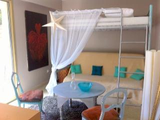 Studio Villa Veronique. Bord de mer - Nice vacation rentals