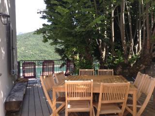 Gîte 3 épis vue lac (8 pers) - Tolla vacation rentals