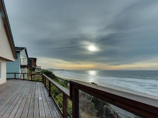 Three bedroom home with gorgeous ocean views and deck! - Newport vacation rentals