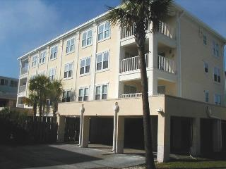 Duneside Terrace Condominiums - Unit 101 - One Block from the Beach - Heated Indoor Pool - Small Dog Friendly - FREE Wi-Fi - Tybee Island vacation rentals