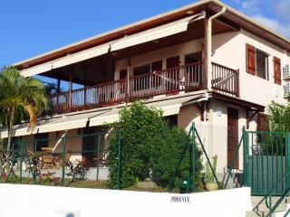 VILLA ROSE APPART. TERRASSE - Les Anses d'Arlet vacation rentals