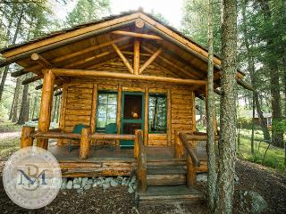 Charming, authentic Montana Cabin just 2 miles from downtown Bigfork! - Somers vacation rentals