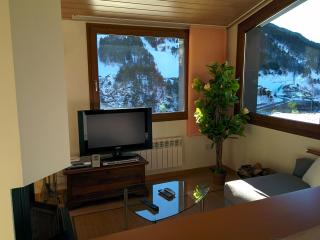 ATTIC LA PLETA - EL TARTER - ON FRONT SKI SLOPES - El Tarter vacation rentals