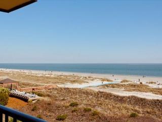 Renovated 2BR/2BA Oceanfront 4th Floor Villa has Awesome Ocean Views - Palmetto Dunes vacation rentals