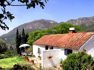 Beautiful old stone cottage 25 minutes to beach - Casares vacation rentals