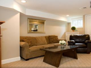 Comfortable private Apt. Metro. - District of Columbia vacation rentals